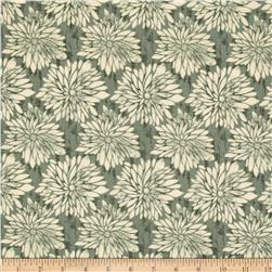 Ty Pennington Home Decor Impressions Dahlia Green
