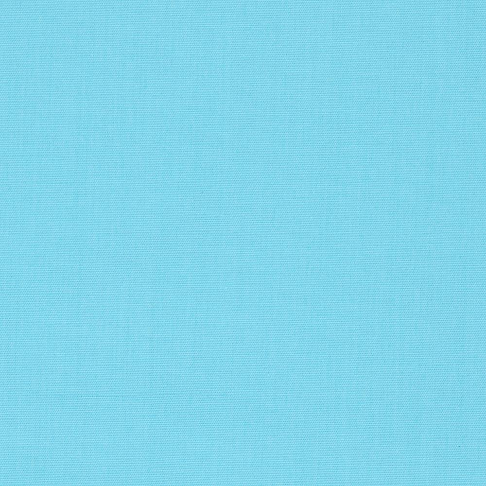 "Imperial Broadcloth 60"" Azure Blue"