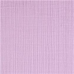 Embrace Double Gauze Solid Lilac