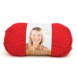 Lion Brand Vanna's Choice Yarn (113) Scarlet