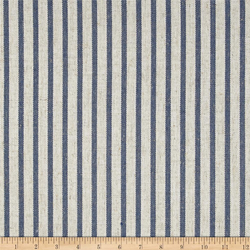Waverly Harlow Stripe Baltic