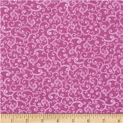 Devon Scroll Light Purple