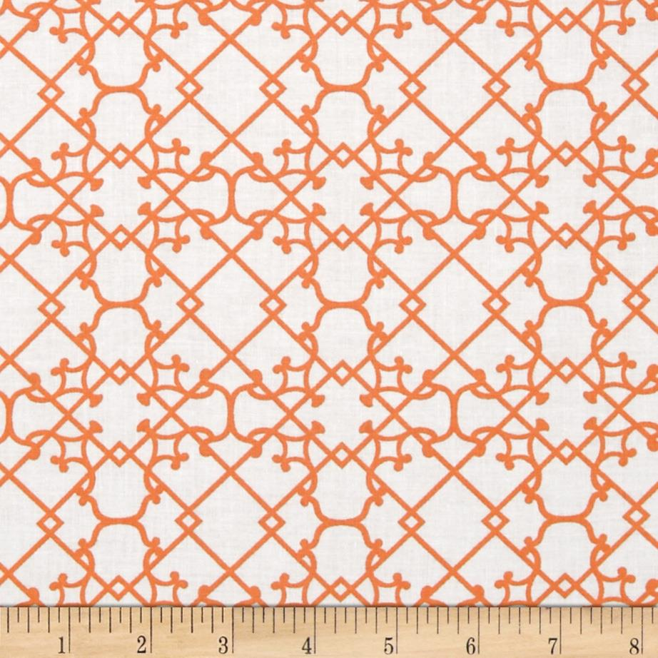 Natural Splendor Ironwork Peach