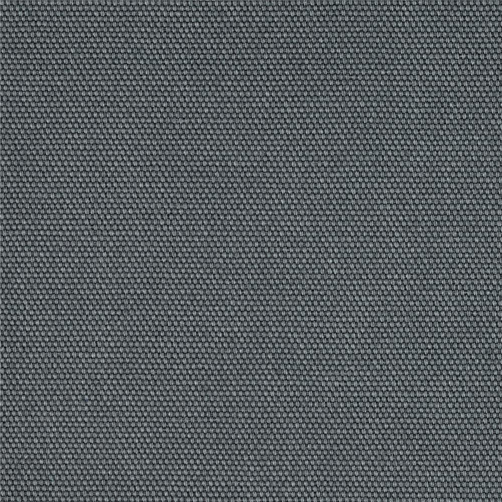 Kaufman Big Sur Canvas Solid Gray