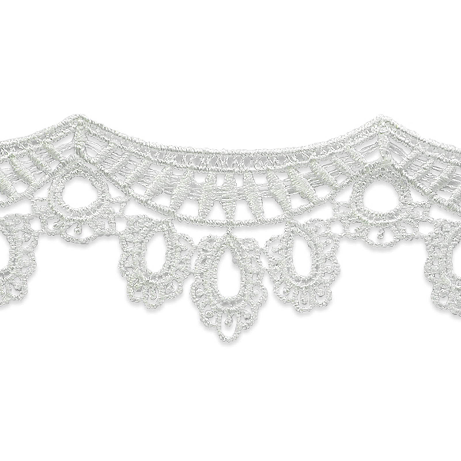 2 1/4'' Lori Lace Trim Natural by Expo in USA