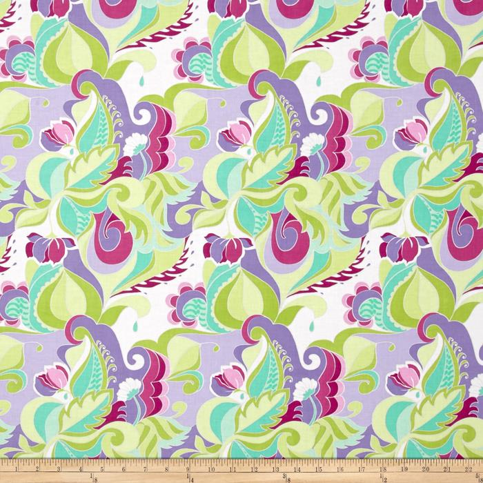 Riley Blake Extravaganza Floral Purple