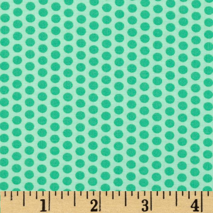 Moda Into the Woods Sweet Dots Mint