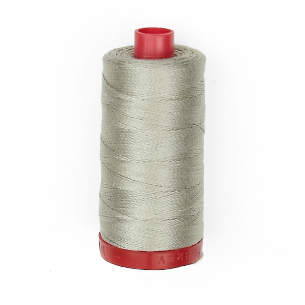 Aurifil 12wt Embellishment and Sashiko Dreams Thread Rope Beige