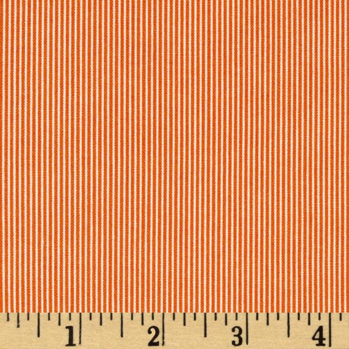 Zaza Zoo Small Stripes Orange