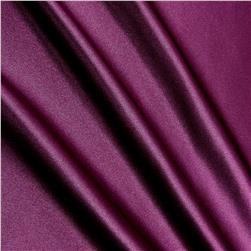 Slipper Satin Plum