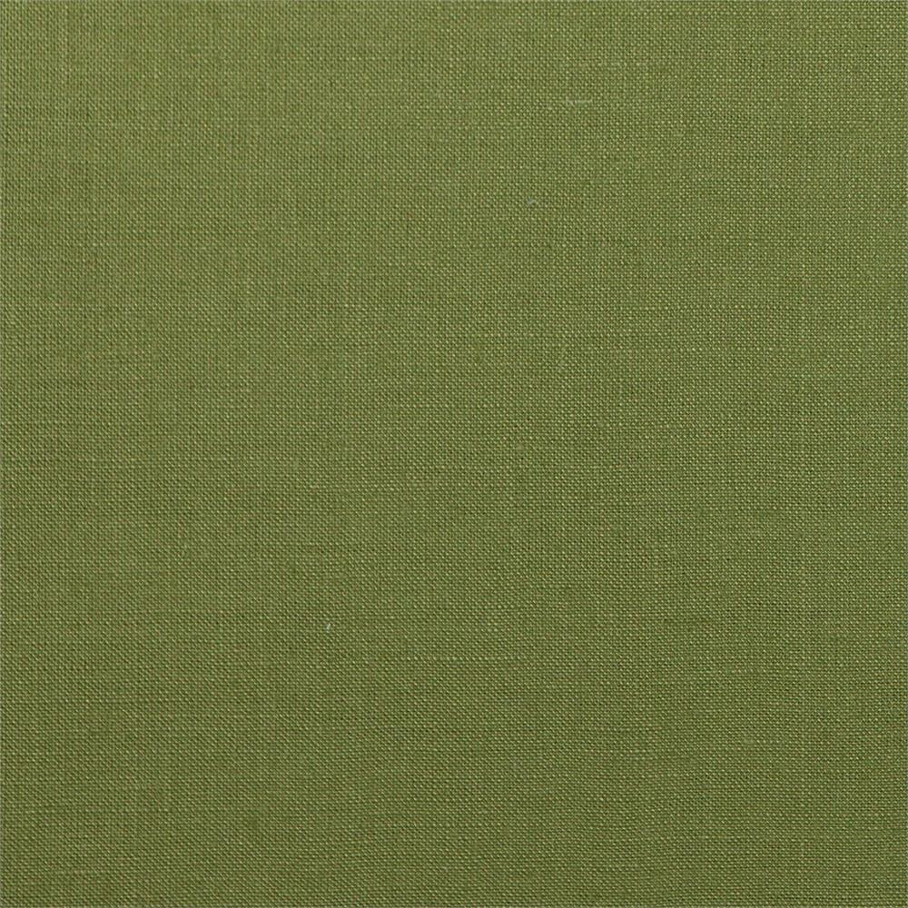 100% European Linen Suiting Olive