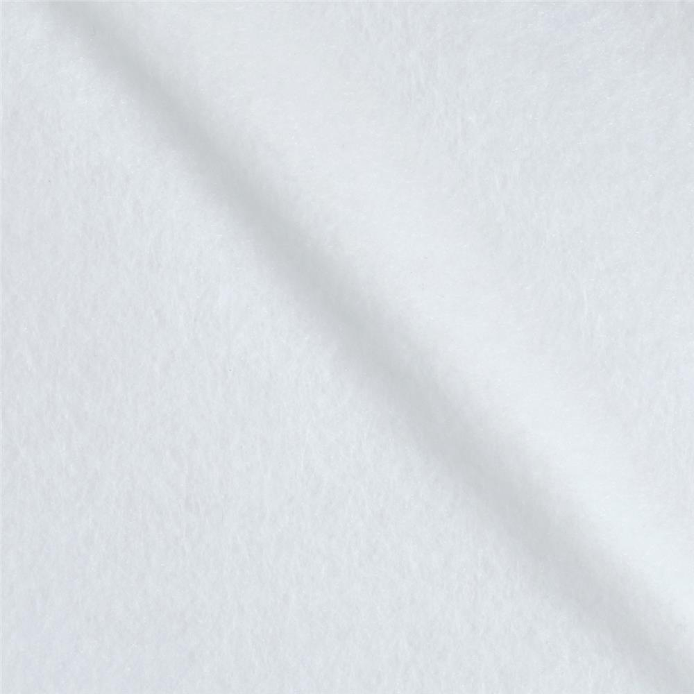 "Rainbow Classic Felt 36 x 36"" Craft Felt Cut White"