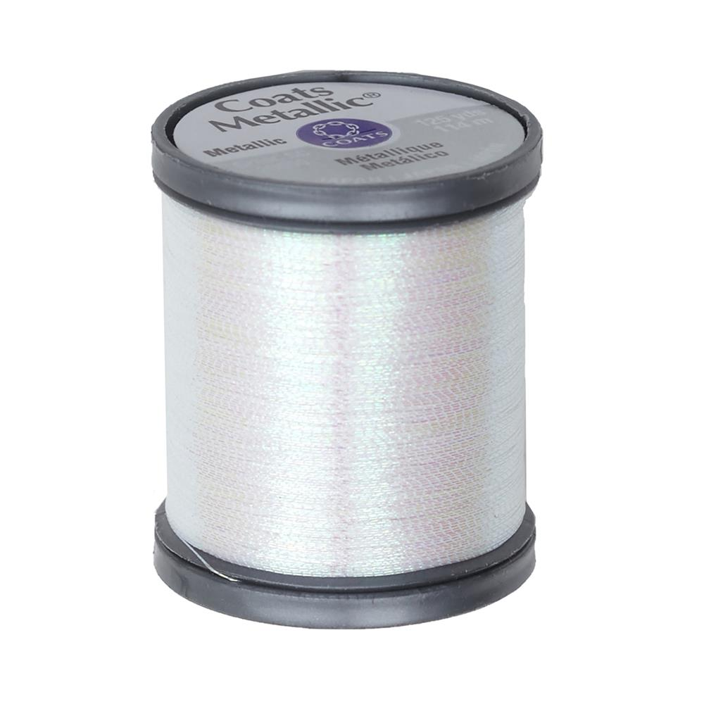 Coats & Clark Metallic Embroidery Thread 125 Yds.