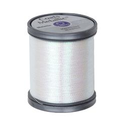 Coats & Clark Metallic Embroidery Thread 125 Yds. Pearl