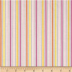 Happi Thin Stripe Pink