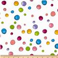 Loralie Designs Blossom Dream Dots White