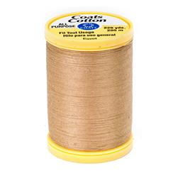 Coats & Clark General Purpose Cotton 225 yd. Camel