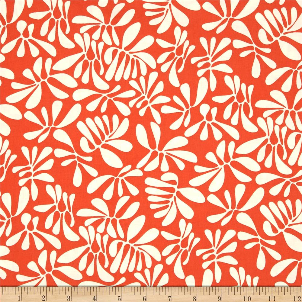 Nod to Mod Leaf Play Coral