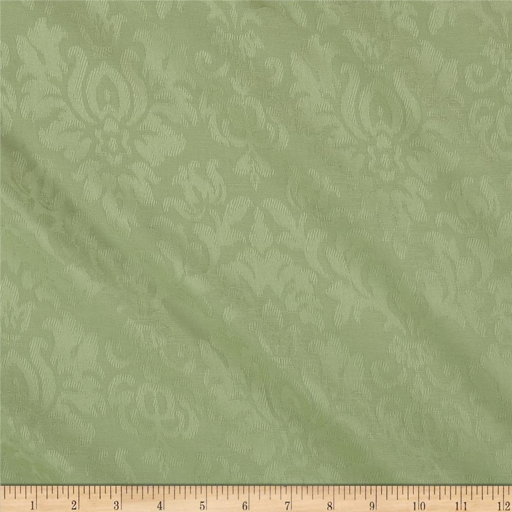 Georgette Home Decor Damask Jacquard Sage