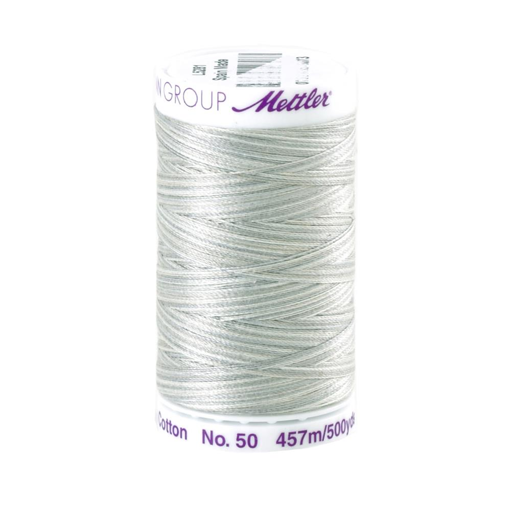 Mettler Silk Finish Multi 500YDS Dove Grey