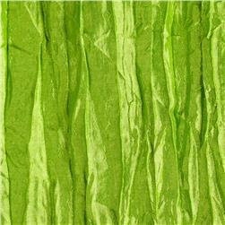 Creased Taffeta Lime