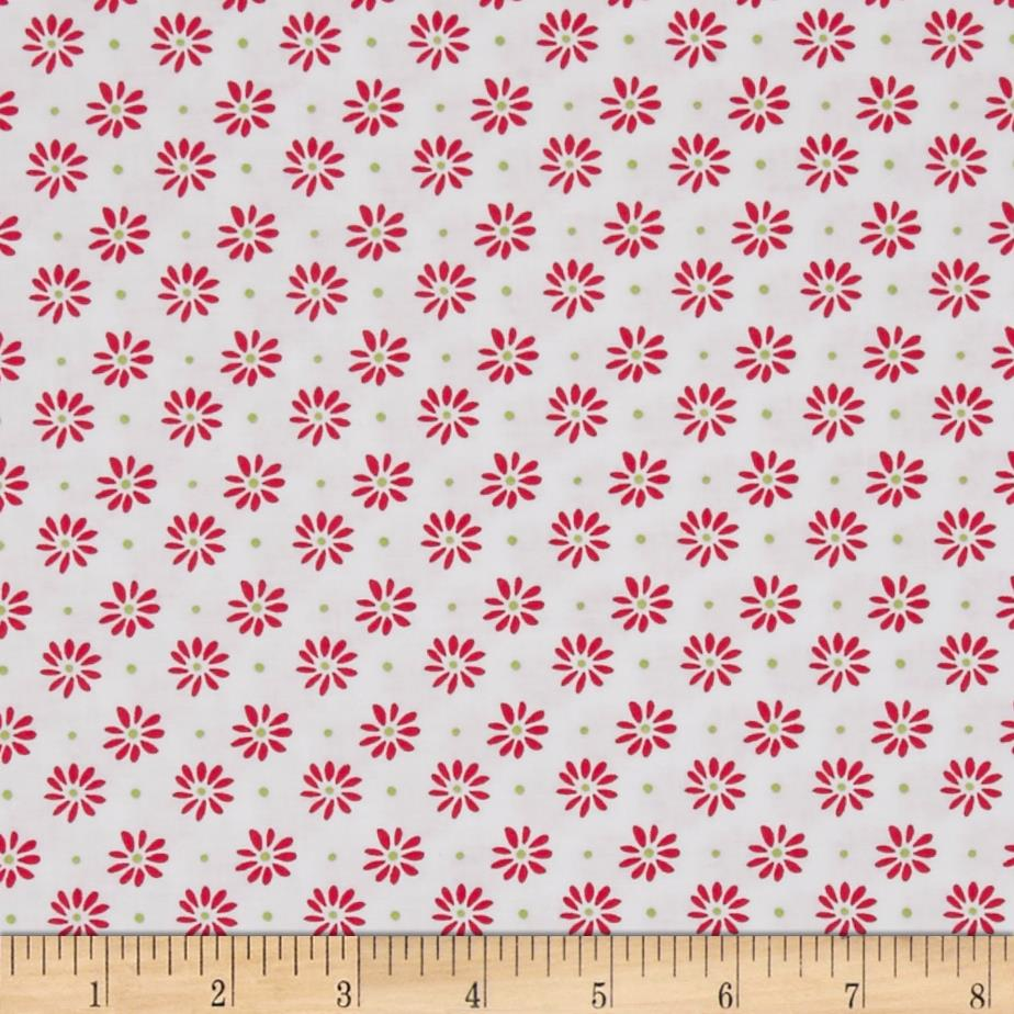 Lemon Squeezy Daisy Multi/White