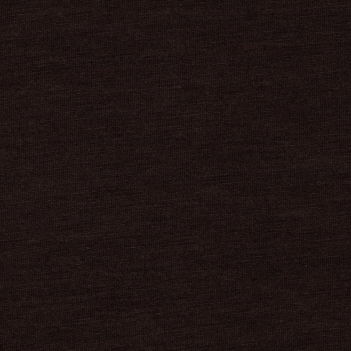 Celeste Stretch Rayon Blend Jersey Knit Dark Brown