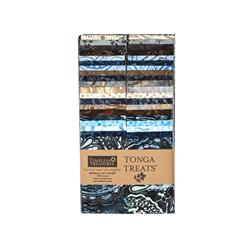 "Timeless Treasures Tonga Batik Jupiter 2.5"" Strips"