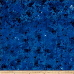 "108"" Wide Essentials Cracked Ice Dark Blue"