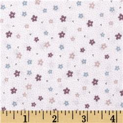 Pocketful of Daisies Ditsy Flower Cream
