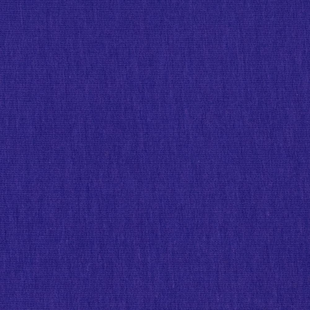 Stretch Rayon Bamboo French Terry Knit Purple