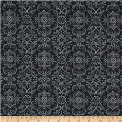 Berry Cobbler Medallion Black