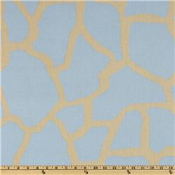 Premier Prints Giraffe Putty/Mist