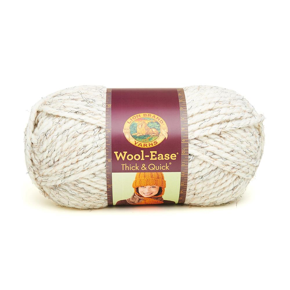 Lion Brand Wool-Ease Thick & Quick Yarn (402)