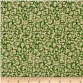 Graphix 3 Link Squares Grass Green