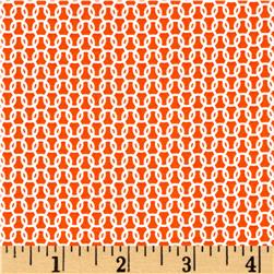 Uppercase Knitted Orange