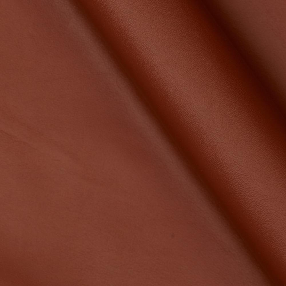 Siera Faux Leather Orange