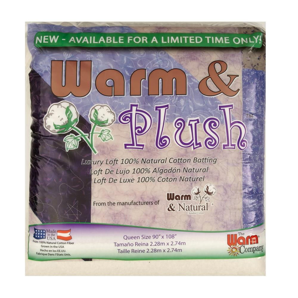 Warm & Plush Queen Size ( 90