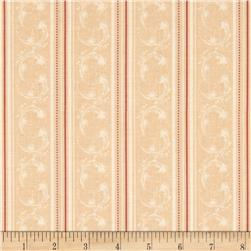 Penny Rose Romancing the Past Border Beige