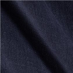 Sorrento Linen Solid Navy