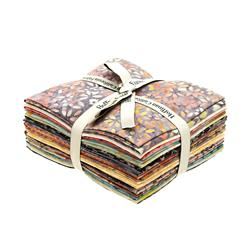 Bali Batik Cockatiel Fat Quarter Bundle