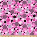 Disney Minnie Bowtique Minnie Dots Pink