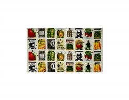 Sewing Seeds II Seed Packs And Tags 24 In. Panel Cream