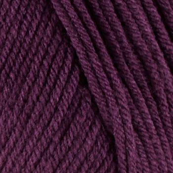 Lion Brand Cotton-Ease Yarn (145) Plum