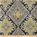 Claridge Utopia Ikat Jacquard Sublime