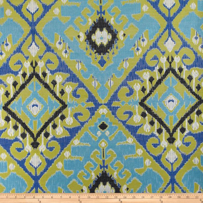 Claridge Utopia Jacquard Azul