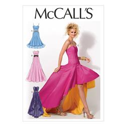 McCall's Misses' Dresses Pattern M6701 Size A50