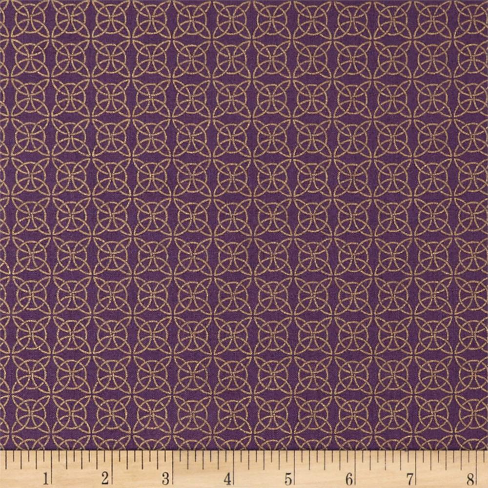 Lewis Irene Celtic Reflections Celtic Knot Metallic Goldheather