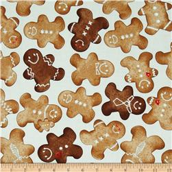 Winter Novelties II Gingerbread Cream