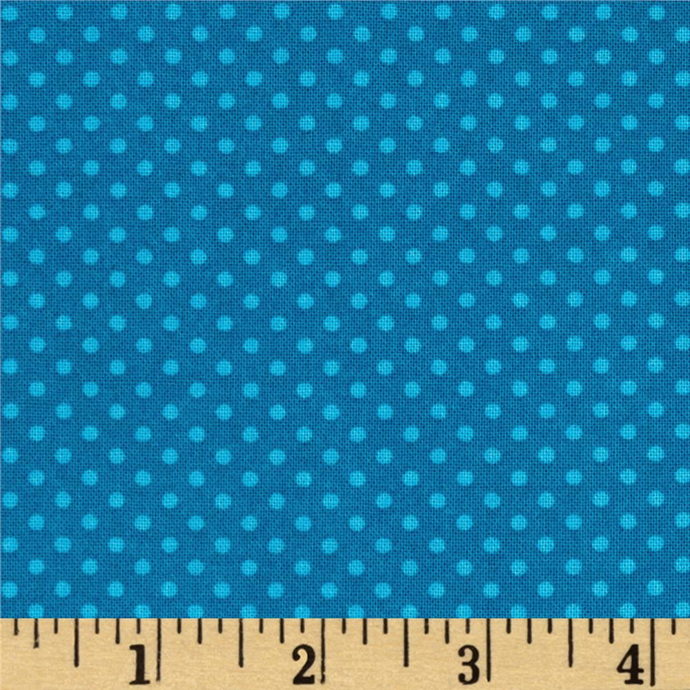 Fun With Nature Dots Blue